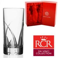 Buy cheap Kitchen & Dining RCR DA VINCI HIGH BAL HI-BALL DRINKS CRYSTAL GLASSES - HAND MADE IN ITALY from wholesalers