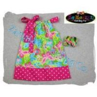 Buy cheap Toddler Infant Baby Girl Butterfly Pillowcase Dress from wholesalers