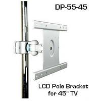Buy cheap D55-45L LCD Pole Mount Bracket for up to 45 TVs from wholesalers
