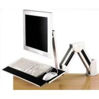 Buy cheap D131AA Stand-up LCD Keyboard Combo Arm with Keyboard Tray - Wall / Clamp from wholesalers