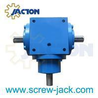 Buy cheap JT-2T Acme Screw Jack JTV65-Mitergearbox-1To1-2To1 from wholesalers