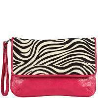 Buy cheap Zebra Print Envelope Clutch from wholesalers