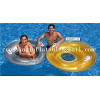 Buy cheap floating mattress intex inflatable water seat tube float from wholesalers