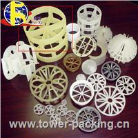 Buy cheap Plastic Tower Packing Plastic tower packing(Pall ring,Intalox saddle,Cascade ring,Raschig ring) from wholesalers