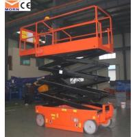 Buy cheap Self-propelled scissor lift for sale product