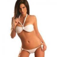 Buy cheap Brazilian Bikini Bottom with Bandeau Top (P336) from wholesalers