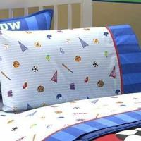Buy cheap Olive Kids Game On 200ThreadCount Queen Sheet Set from wholesalers