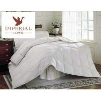 Buy cheap White Feather Down Comforter Queen Size from wholesalers