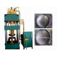 Buy cheap Press and stamp Hydraulic press for Dish from wholesalers