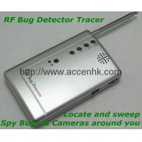 Locate a cell phone - block cell phone tapping