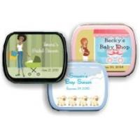 Buy cheap Baby Shower Mint Tin - Baby Shower Mint Tin Favors from wholesalers