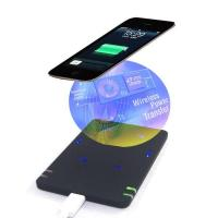 Buy cheap Car Charger Qi Enabled Wireless Charging Pad Station for All Qi Standard Compatible Devices from wholesalers