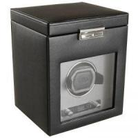 Buy cheap Wolf Viceroy 2.7 Single Watch Winder with Cover and Storage from wholesalers