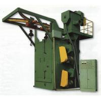 Buy cheap Hook type shot blasting machine Hook type shot blasting machine from wholesalers