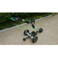 Buy cheap 2014 Newest Remote Control Electric Golf Trolley with pneumatic tire air tire from wholesalers