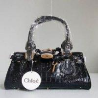 Buy cheap Paddington Leather Python Satchel Bag Black from wholesalers