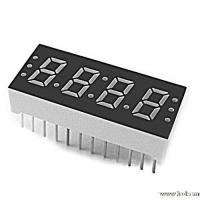 Buy cheap LED Components 0.30 Quadruple Digit Numeric Displays from wholesalers
