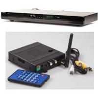 Buy cheap Zone Shield Wireless DVD Player Hidden Camera w/ Quad Receiver from wholesalers