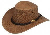 Buy cheap Leather Ostrich Hat (9016) from wholesalers