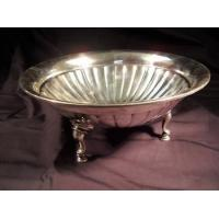 Buy cheap Estate Silver & Gold Reed and Barton Footed Centerbowl from wholesalers