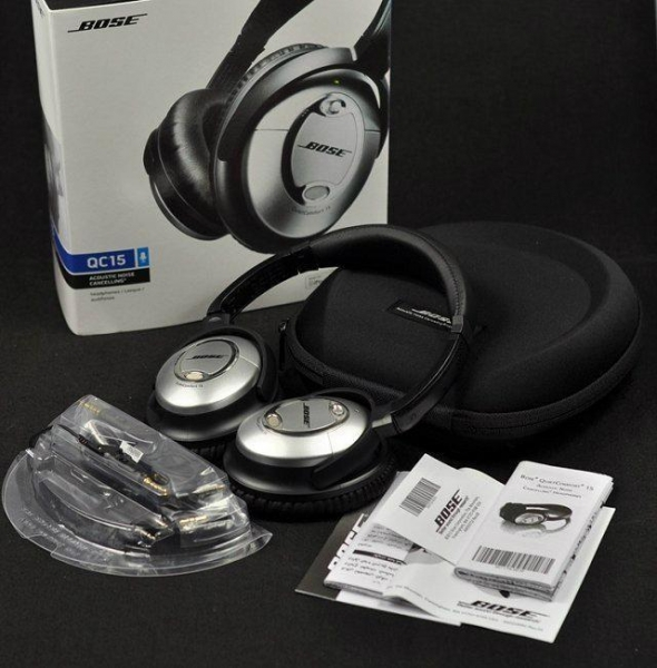 Quality Best quality HD QC15 BOSE headset with Noise Cancelling for sale
