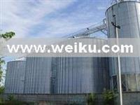 Buy cheap Agriculture hot sale Flat Bottom Steel Silo from wholesalers