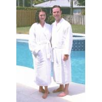 Buy cheap Cotton Waffle Weave/Terry Robe from wholesalers