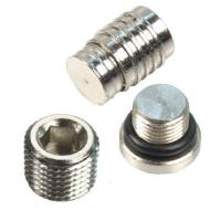Buy cheap Mold Cooling Hexagon socket pipe plugs,Brass pressure plugs Z94/5*0.5 from wholesalers