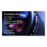 Wedding Business Cards Photography Business Cards