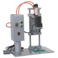 Buy cheap tale type manual pneumatic capping machine product