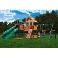 Buy cheap Backyard Playsets Gorilla Woodbridge Wooden Playset Swingset [01-1015] from wholesalers