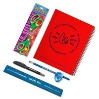 Buy cheap 7 Piece Left-Handed School Supplies for Lefties Over 8 from wholesalers