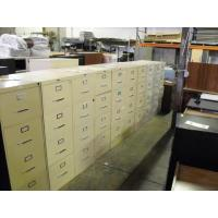 Buy cheap Vertical Files 4 Drawer Letter Size Vertical File from wholesalers