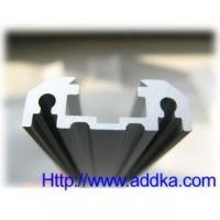 Buy cheap Alum Extrusion Slot LED Aluminum Extrusion from wholesalers