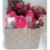 Buy cheap Gift Baskets Valentine Day Bath and Body Gift Basket from wholesalers