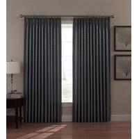 Buy cheap Dover Thermal Insulated Pinch Pleated Drapes with Woven Scroll Fabric from wholesalers