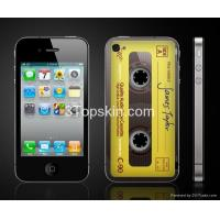 Buy cheap Cassette Tape-Unique Skin for iPhone 4 from wholesalers