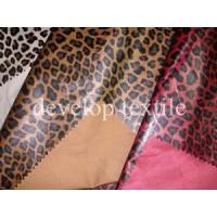 Buy cheap HOT STAMPING FABRIC from wholesalers