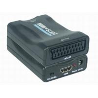Buy cheap Mini MHL/HDMI to SCART Converter support NTSC and PAL TV formats output HD1329 from wholesalers