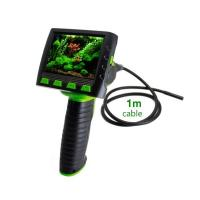 Buy cheap 9.9mm wireless borescope inspection camera underwater with 1m cable from wholesalers