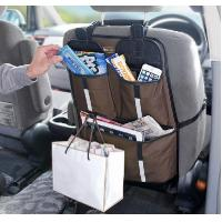 Buy cheap Bamboo Charcoal Car Back Seat Organizer (YSC000-005) from wholesalers