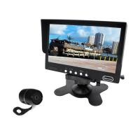Buy cheap 7'' LCD color car rearview monitor for truck,bus with backup camera RVS-T600CD01 Make an Inquiry Now product