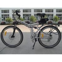 Buy cheap XB-310Li Folding Lithium Electric Bicycle! from wholesalers