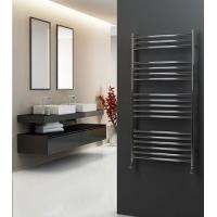 Buy cheap 304 Stainless Steel Curved Ladder Style Towel Rail 800mm High X 600mm Wide from wholesalers