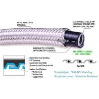 China YF-705 Wire Over-Braided Flexible Liquid Tight Metal Conduit on sale