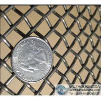 Buy cheap Woven wire grilles from wholesalers