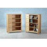 Buy cheap Ashford Ash veneer 4 drawer bookcase from wholesalers