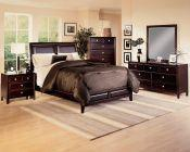 Buy cheap Claret 7 Piece Complete Bedroom Suite B6200-SET from wholesalers