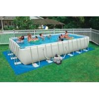 Buy cheap Intex 12 ft. x 24 ft. Rectangular, 52 in. High Ultra Frame Swimming Pool from wholesalers