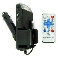 Buy cheap FM Transmitter+Car Charger+Remote for iPhone 4S 4 4G 3GS 3G 2G iPod Touch from wholesalers